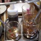 シャン族の調味料セット。タイに似ている。