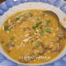 マトンとひよこ豆のスパイス煮込み。