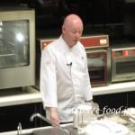 アイスランドから来たハーコン・マウル・オルヴァルソン氏。今回はタラをメインにした料理だが、ラムも好きだそう。