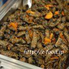 ボツワナのイモムシ料理